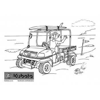 Kubota - Surf Rescue