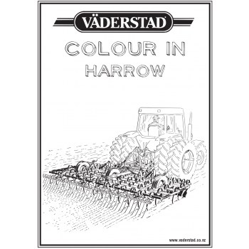 VADERSTAD - Colouring In